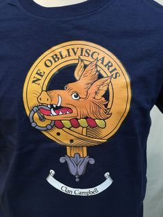 Navy cotton t shirt