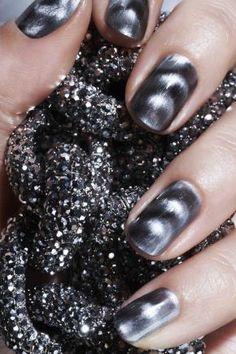 Nails inc. Magnetic Nail Polish!