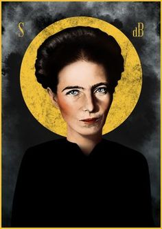 Saint Simone de Beauvoir