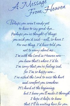 I miss you mom poems 2016 mom in heaven poems from daughter son on mothers day.Mommy heaven poems for kids who miss their mommy badly sayings quotes wishes. Miss Mom, Miss You Dad, Rip Daddy, Rip Grandpa, Missing Daddy, Letter From Heaven, Messages From Heaven, Grief Poems, Mom Poems