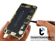 Sửa iPhone 6 6S 6 Plus 6S Plus mất sóng