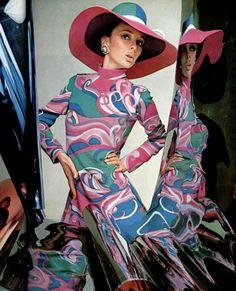 L'Officiel magazine 1967 Jeanne Lanvin