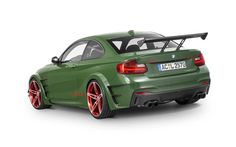 ACL2 Is a Monster BMW 2 Series with 570 HP That Will Terrorize Geneva – automotive99.com