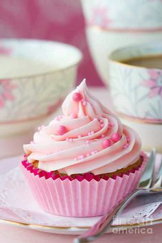 Cupe Cake / Pink / Cute ♥