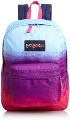 Cute Backpacks for Middle School Girls Mochila Jansport, Jansport Superbreak Backpack, Cute Backpacks For School, Cool Backpacks, Backpacks For Girls, Cute Jansport Backpacks, College Backpacks, Stylish Backpacks, Leather Backpacks