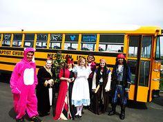Church Bus!