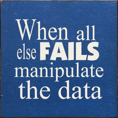 When all else fails manipulate the data