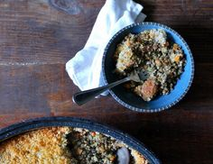 "lentil and sausage ""cassoulet"""