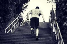 (Personal) Running up and down the stairs, this activity is hard but it is good for your health and fitness you can also work on your calf muscles. For the aspects of SPORTFITT I feel like this falls under Intensity because there are many this you can do like a time test and see how you can go without stopping