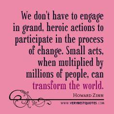 Pay it forward :-)