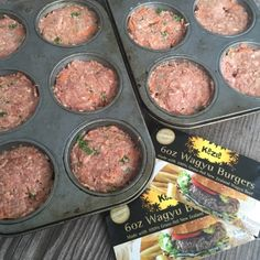 Discovering the #PowerOfFrozen with Iceland and my recipe for Wagyu Meatloaf Cupcakes with Sweet Potato Frosting