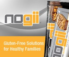 NoGii Peanut Butter & Chocolate High Protein Bar is the ultimate no-gluten protein snack. The NoGii bar crams in 20g of protein and is all-natural and low-calorie