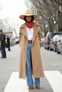 Paliacates en tus looks: el nuevo cowboy chic. | Bossa