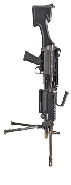FNH USA Releases New Guns, Including Semi-Auto M249, M4, M16