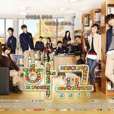 school 2013 korea drama series dvd murah cuma 7000 per keping posisi di jakarta