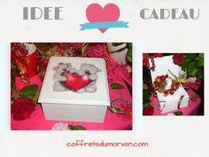 OFFRE SPECIALE  Réservez vite votre Coffret #Saint #Valentin, coffret #cadeau, coffret à bijoux pour Elle ! http://www.lescoffretsdumorvan.com/coffret-saint-valentin,fr,4,COSV.cfm