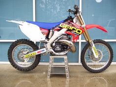 CR500R Conversion