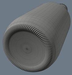 3D Hiball Energy Bottles - Packaging Realisation on Behance