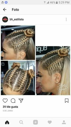 Wedding hairstyles half up half down long bathing suits 64 Ideas Girls Hairdos, Baby Girl Hairstyles, Girls Braids, Braided Hairstyles, Ash Blonde Hair, Ombre Hair, Wedding Hairstyles Half Up Half Down, Hair Due, Creative Hairstyles