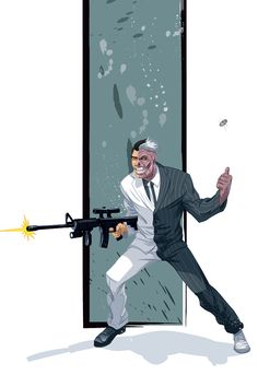 Two-Face by Kevin Myers