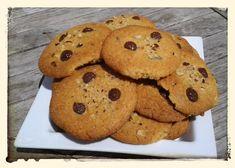 Oui encor des cookies comme je vous ai dit mercredi mon Léo est fan des cookies il a encor voulut que je lui en face. J'ai encor prit la recette chez Cindy http://www.montiroirarecettes.com/ cette fois se sont des cookies de Felder (faut vraiment que...