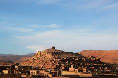 Cordillera del Atlas. Marruecos.    [ßy Valentin Enrique].