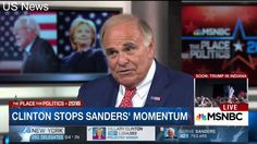 US News : Clinton Surrogate Ed Rendell Calls For Clinton To Tone Down The Negative Attacks