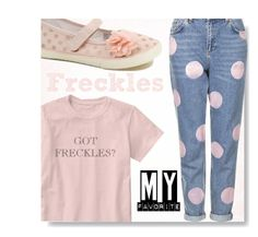 """My Favorite Feature Is..."" by ajspragu02 ❤ liked on Polyvore featuring Topshop and George"