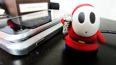 Shy Guy steals my engagement ring.