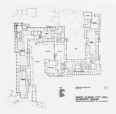 linear gallery plan - Google Search
