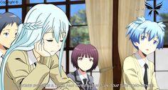 [Ansatsu Kyoushitsu] Ryoko ~ We need a plan by Yukiko-x-Kawashima on DeviantArt Oc Manga, Anime Oc, Anime Angel, Otaku Anime, Nali Fairy Tail, Anime Classroom, Hiro Big Hero 6, Character Design Girl, Anime Poses Reference