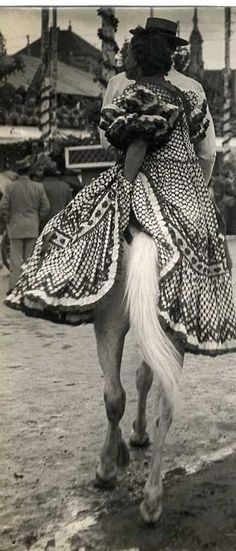 Spain - 1950's - Photo by George Brassaï