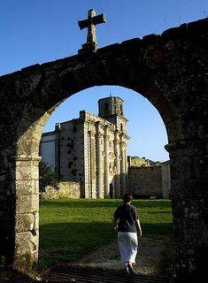 Monasterio de Monfero  A  Coruña    Spain