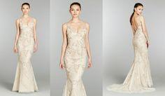 Lazaro Bridal Fall 2013 I Coral Gables I Miami I Chic Parisien I cpbride.com/blog