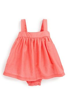 egg by susan lazar Bubble Dress (Baby Girls)
