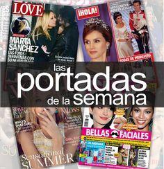 Las #portadas de la semana #Revistas Art Pop, Politics, Portraits, History, News, Beauty, Magazine Covers, Pictures, Historia