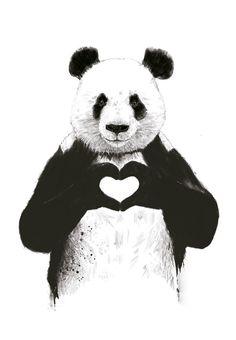 Panda Love  More on Pics on Facebook - Panda Life https://www.facebook.com/Panda-Life-894187597359826/