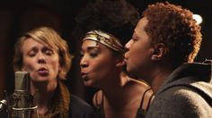 Spotlighting Background Singers In 'Twenty Feet From Stardom' - Jo Lawry, Judith Hill and Lisa Fischer are three of the backup singers featured in Twenty Feet From Stardom.