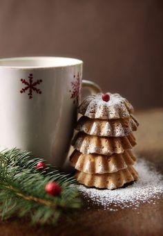 Christmas morning hot chocolate.