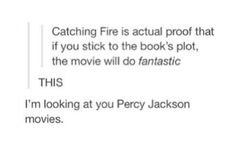 Yes, Percy, we're looking at you.