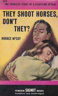 See all my book reviews at JetBlackDragonfly.blogspot.ca : They Shoot Horses Don't They? by Horace McCoy