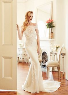 http://www.modwedding.com/2014/10/27/pallas-couture-wedding-dresses-with-exceptional-design-details/ #wedding #weddings #wedding_dress