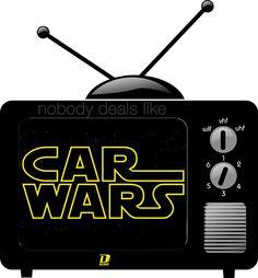 CAR WARS – EPISODE VII 'A NEW APPROACH'  #Dilawri #CarWars #StarWars, #John Williams, #Theme, #Intro, Crawl #EpisodeVII #Trailer #TheForceAwakens