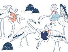 Pour les filles - Petits Habits été Papoum 2016 - Moulin Roty