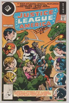 Justice League of America V1 160.