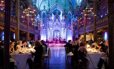 So beautiful!!  Angel Orensanz Foundation on the Lower East Side, in New York City.