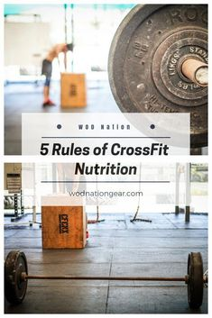 The 5 Rules of Proper Workout Nutrition - WOD Nation - A community for CrossFit athletes 5 Rules of CrossFit Nutrition Nutrition Crossfit, Crossfit Diet, Sport Nutrition, Proper Nutrition, Nutrition Plans, Nutrition Education, Diet And Nutrition, Paleo Diet, Nutrition Guide