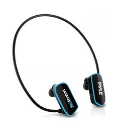 Waterproof Player Swim Headphone Submersible Flexible WrapAround Style Headphones Builtin Rechargeable Battery USB Connection w/ Flash Memory & Replacement Earbuds Pyle Headphones For Sale, Best Headphones, Sports Headphones, Underwater Headphones, Waterproof Headphones, Sport Earbuds, Mp4 Player, Usb, Fonts