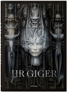 """Taschen's monograph on the late genius H.R. Giger took ten years to complete and is one of the most comprehensive examinations of the artist's inimitable work. In this excerpt, writer Andreas J. Hirsch explains why Giger's work is like a """"Rosetta Stone."""""""