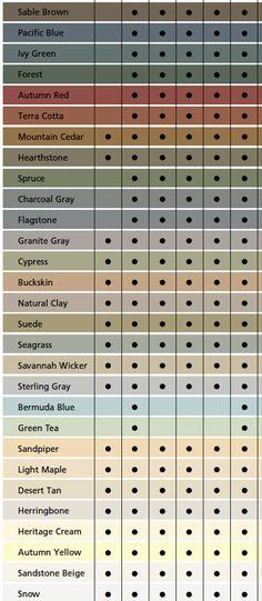 CertainTeed Cedar Impressions® Polymer Shake and Shingle Siding Color Chart. Vinyl Siding Colors, Exterior Siding Colors, Exterior House Siding, Grey Siding, Shingle Siding, Vinyl Shake Siding, Exterior Paint, Certainteed Vinyl Siding, Exterior Remodel